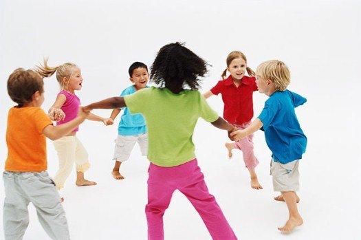 Brincadeiras para crianças