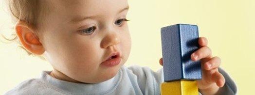 Brincadeiras para crianças de 1 ano