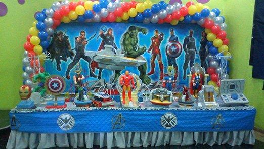 Como decorar festa infantil para meninos blog da fabee store como decorar festa infantil para meninos thecheapjerseys Image collections
