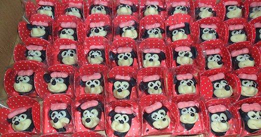 docinhos decorados para festa infantil
