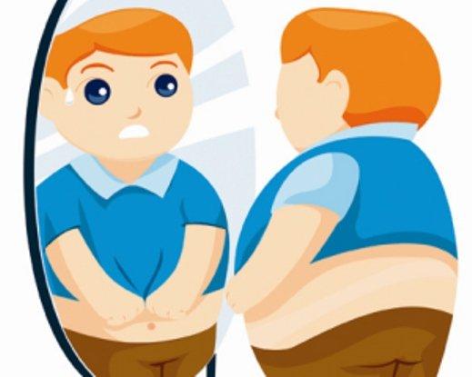 Cuidado com a obesidade infantil