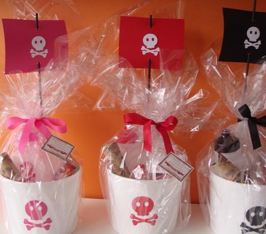 Decoração de festa infantil: tema pirata