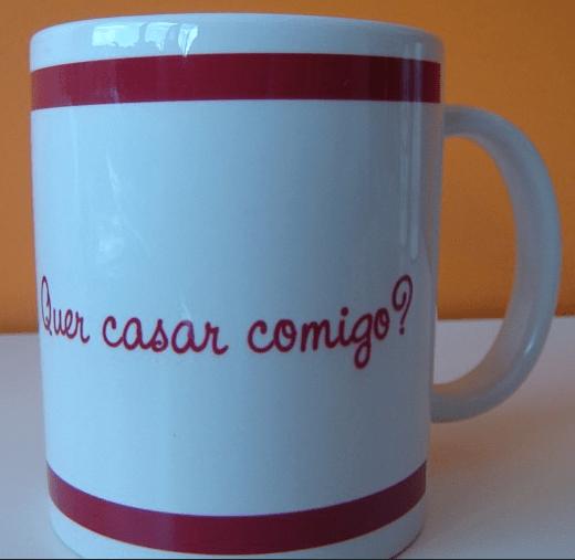 Caneca Personalizada - Fabee Store