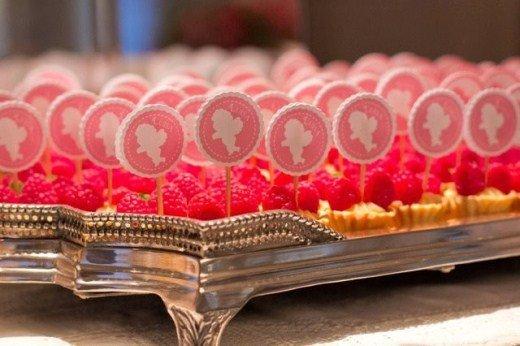 decoração para boda de coral