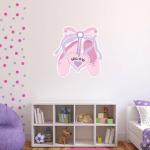 Decoração de quarto de bebê – menina