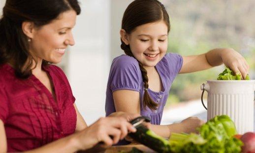 Como estimular nas crianças uma alimentação saudável