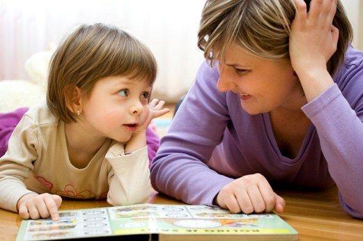 Como estimular a fala na criança