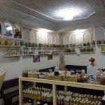 Loja de medicamentos naturais (ervas, oleo de argan, ginseng, arnica e outros)