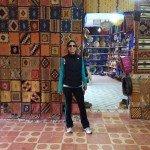 mercado de tapetes