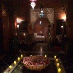 restaurante lindissimo Dar Yacout (dentro da medina)
