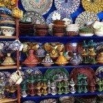 souk de cerâmicas