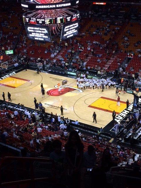 Programação da noite: Jogo do Miami Heat X Spurs