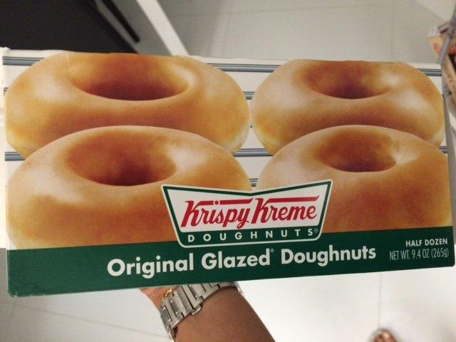 Krispy Kreme - Os melhores donuts de Miami