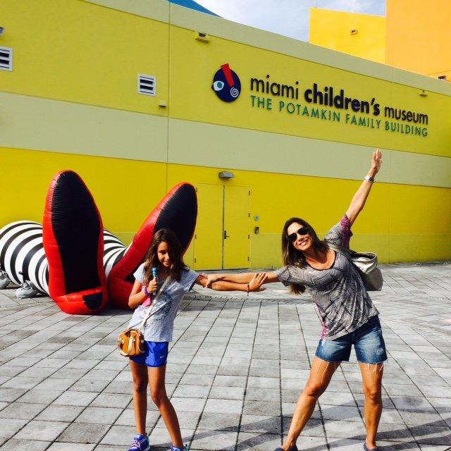 Uhuu! Visita ao Miami Children's Museum