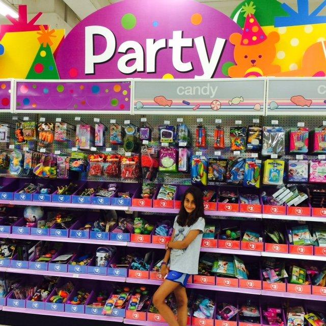 Mais uma opção para lembrancinhas de festas: Toys R'Us