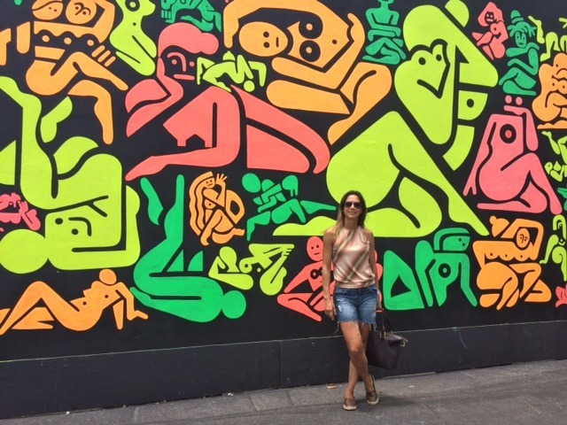 Muros da Windwool Walls cheias de arte <3