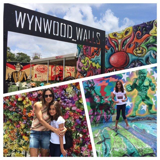 Apaixonadas pelas ruas da Windwool Walls