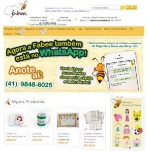 Fabee Loja Online