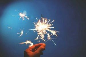 Cartão personalizado para Ano Novo