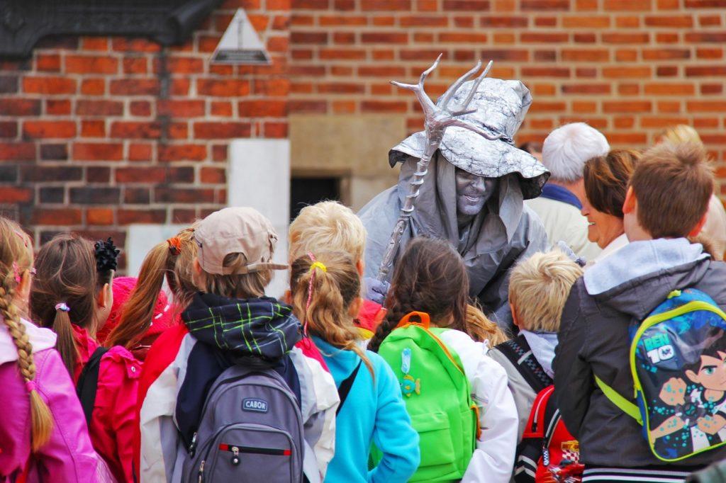 Pulseira de identificação para Crianças