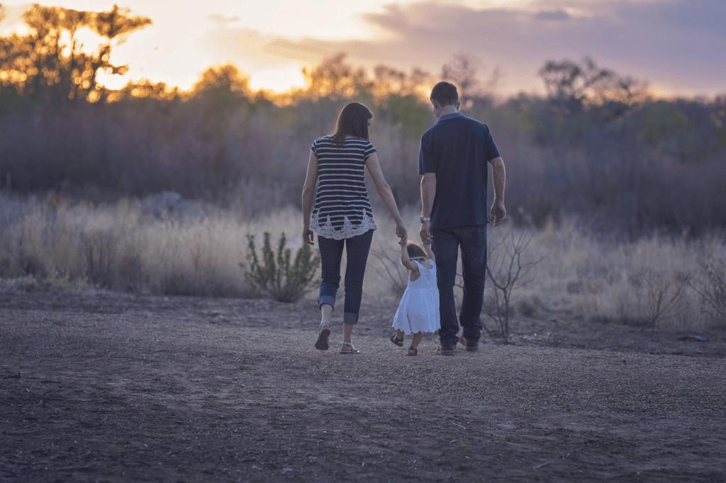 atividades ao ar livre em família - parques