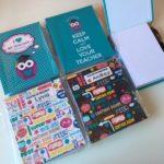 Caderno Personalizado Dia dos Professores